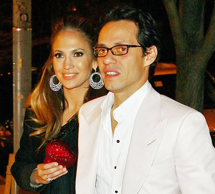 Jennifer Lopez и Marc Anthony