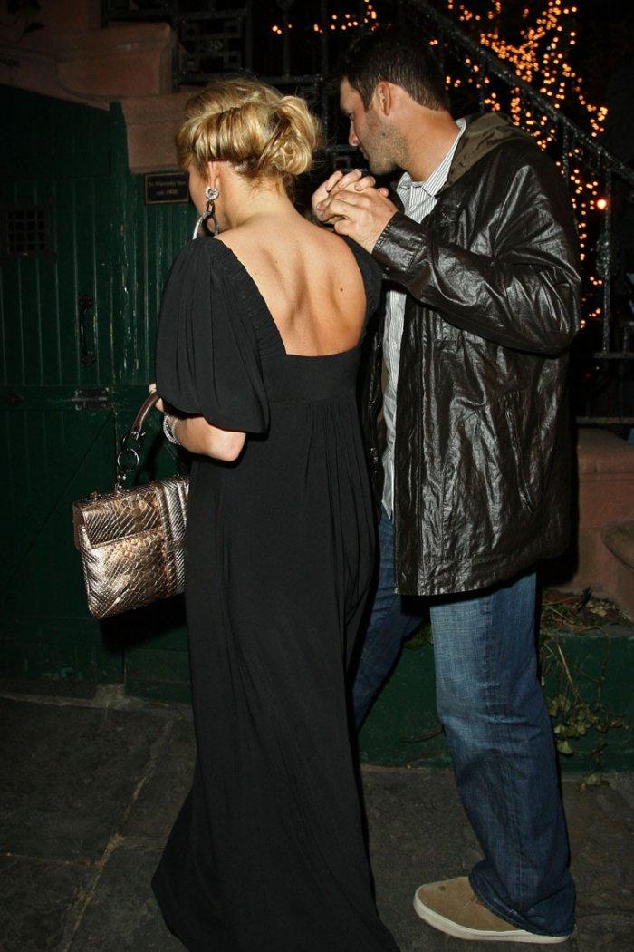 Jessica Simpson и Tony Romo
