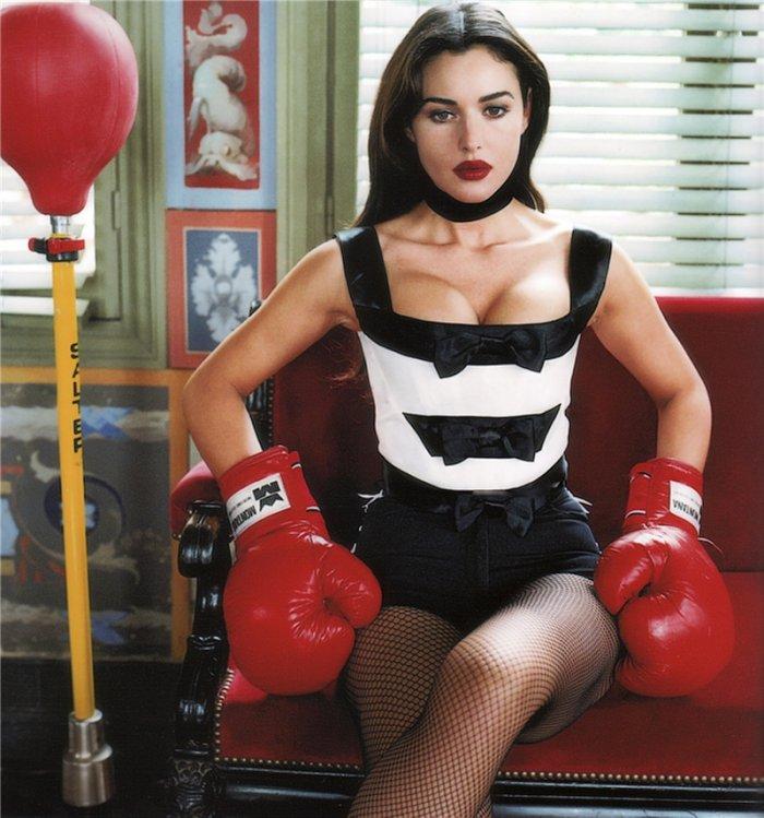 Monica Bellucci 1993