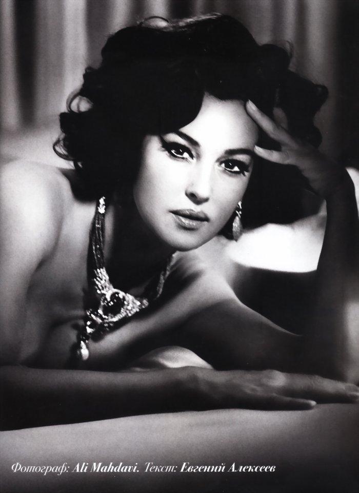 Monica Bellucci - Tatler