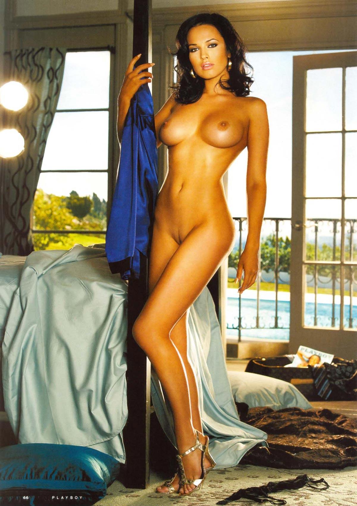 Эротические фото русских знаменитостей в плэйбой 3 фотография