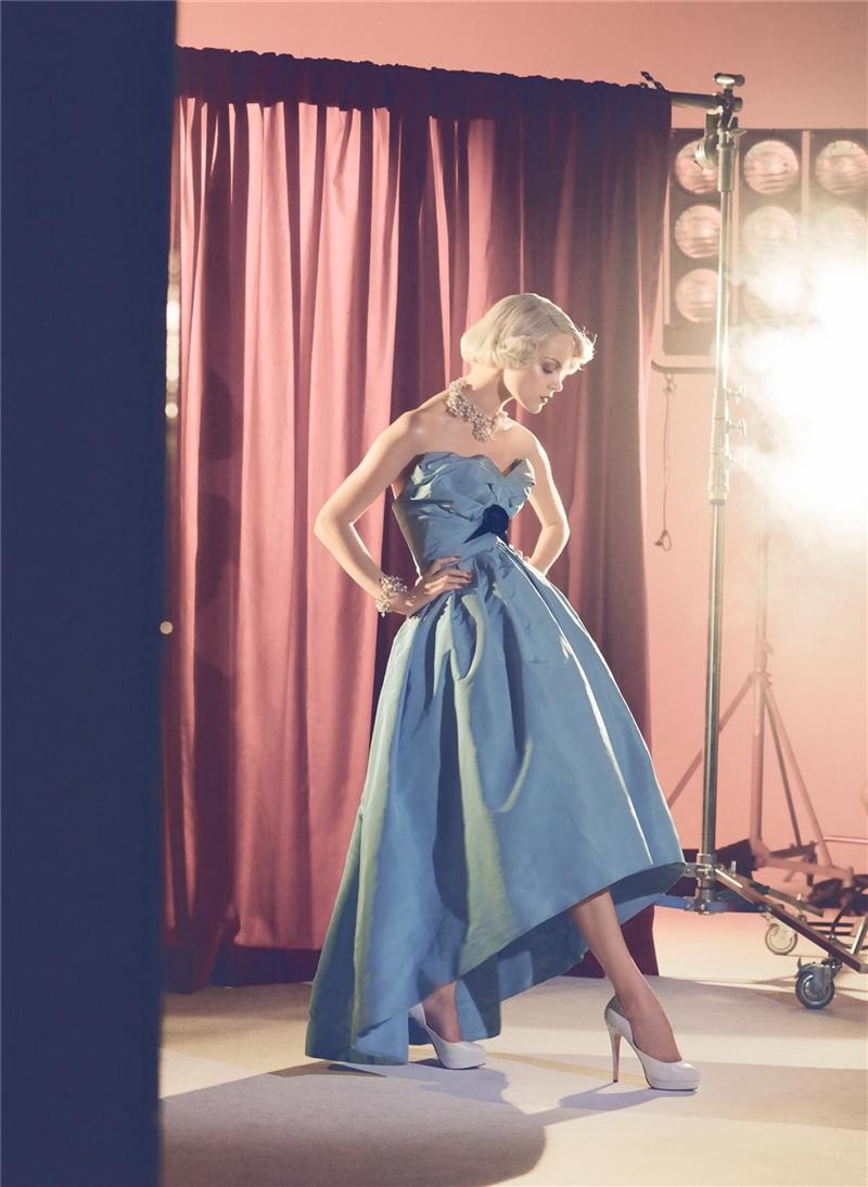 В стиле 40 х годов фото платья и прически