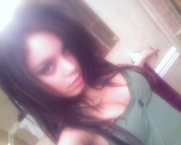 Vanessa Hudgens фотографирует себя