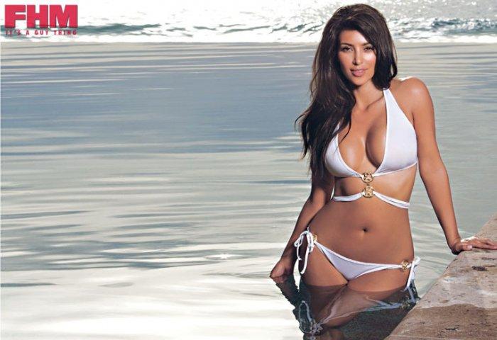 Kim Kardashian - FHM
