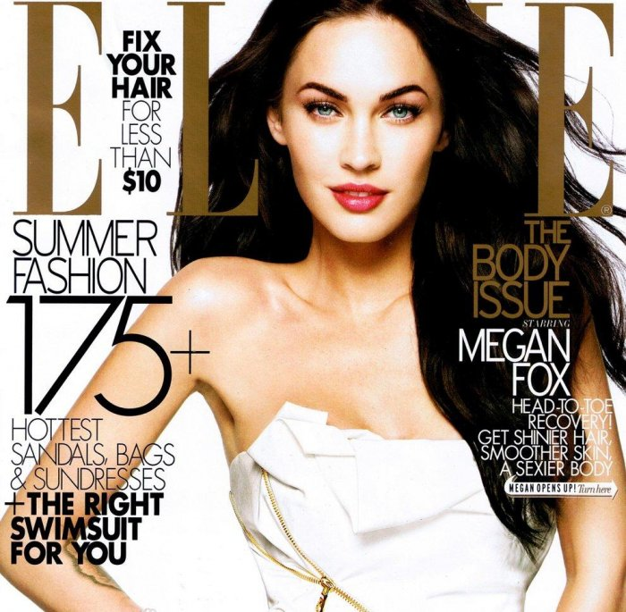 Megan Fox - Elle