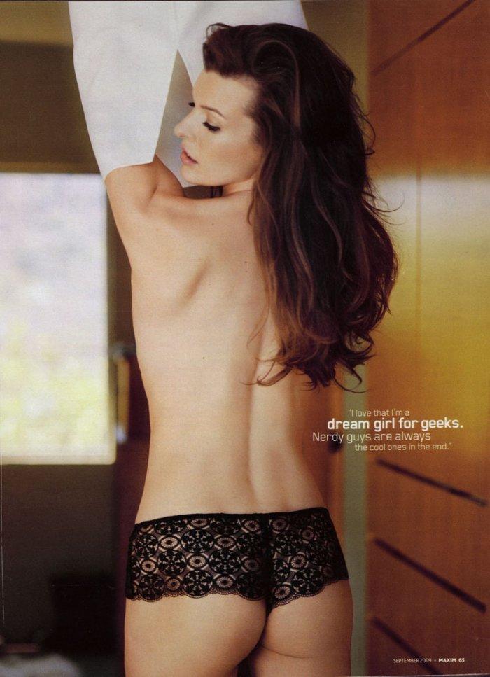 Milla Jovovich - Maxim