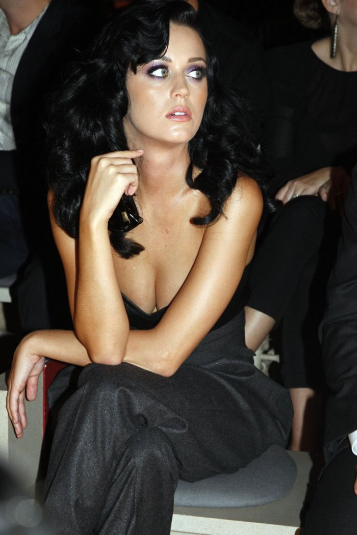 Katy Perry и Yves Saint Laurent