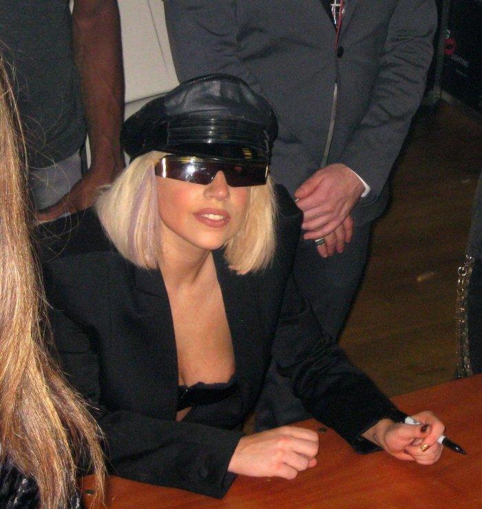 Засвет Леди Гага
