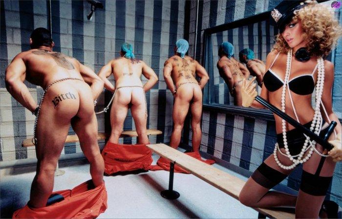 Gisele Bundchen - скандальная фотосессия