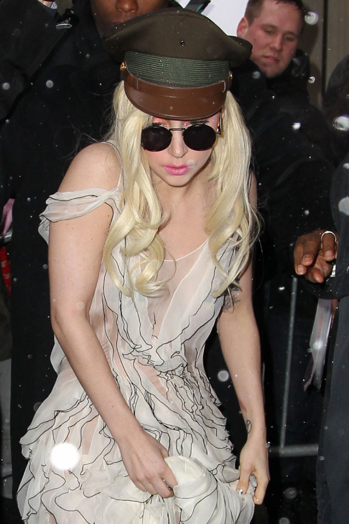 Lady GaGa - Good Morning America
