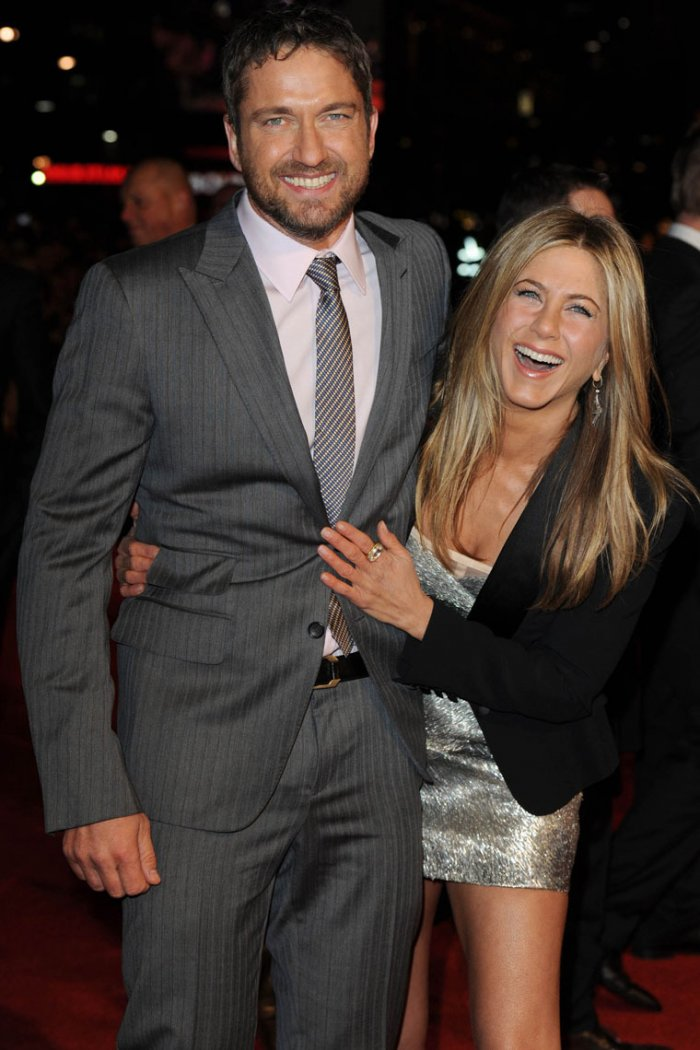 Gerard Butler и Jennifer Aniston