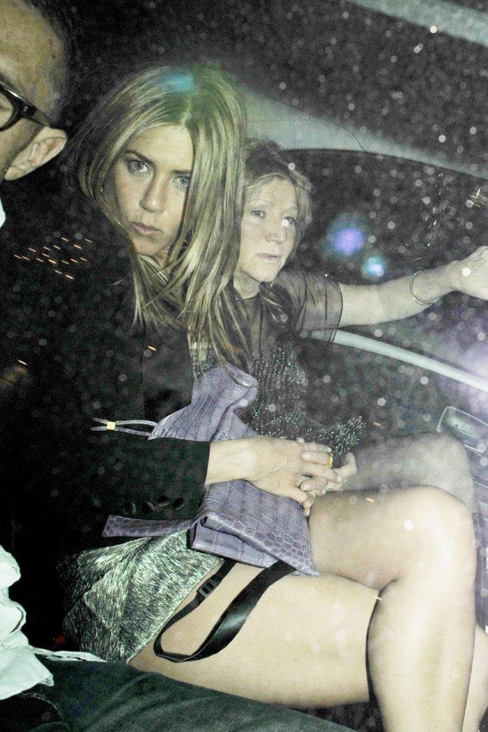 Gerard Butler и Jennifer Aniston