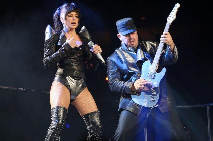 Fergie - концерт в Ванкувере