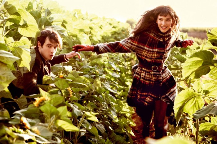 Karlie Kloss и Tom Sturridge