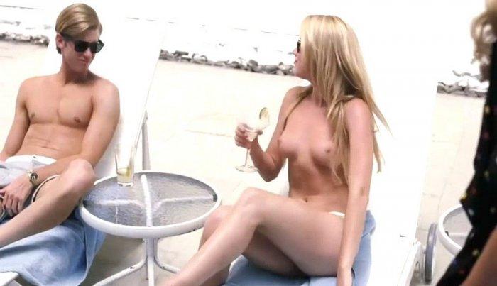 Секс с актрисой