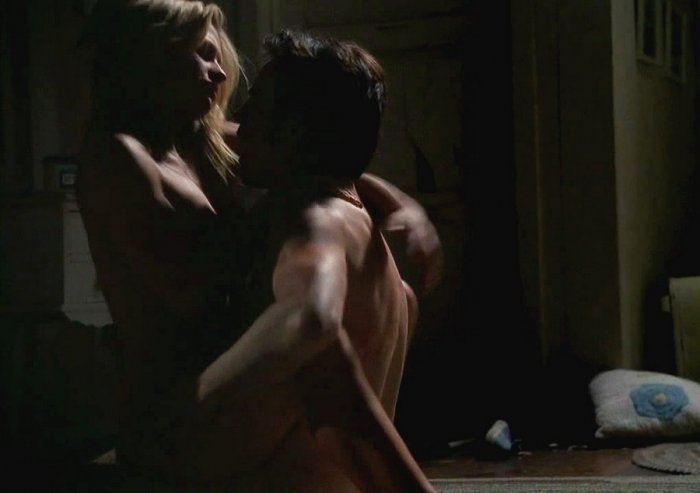 True Blood nude scene.