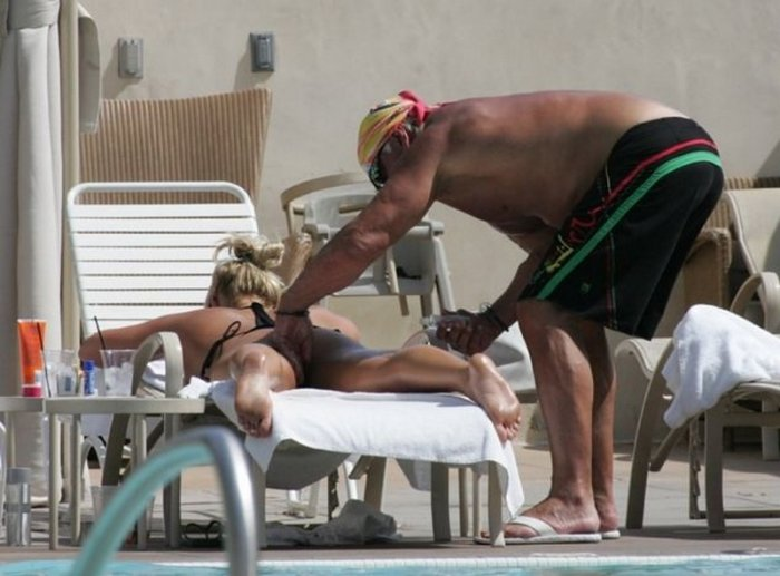 Hulk Hogan и Brooke Hogan