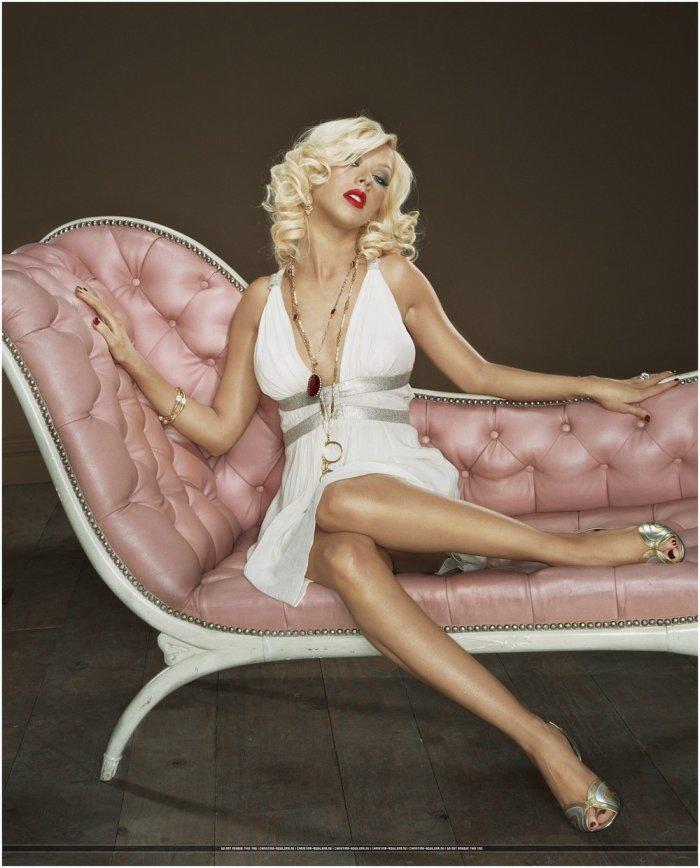 Christina Aguilera - Advocate