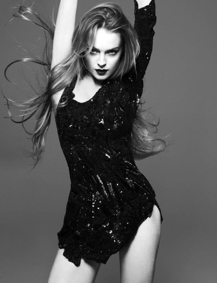 Lindsay Lohan - Interview