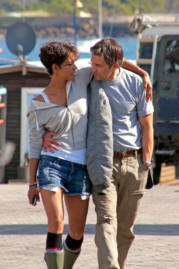 Halle Berry и Olivier Martinez