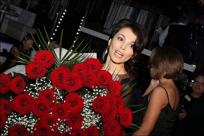 Сати Казанова - день рожденья