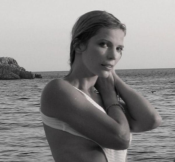 Алена Торганова из группы Рефлекс