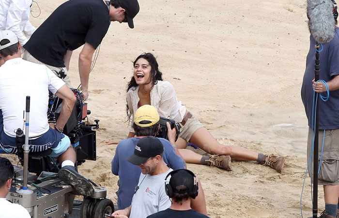 Vanessa Hudgens - Journey 2 The Mysterious Island