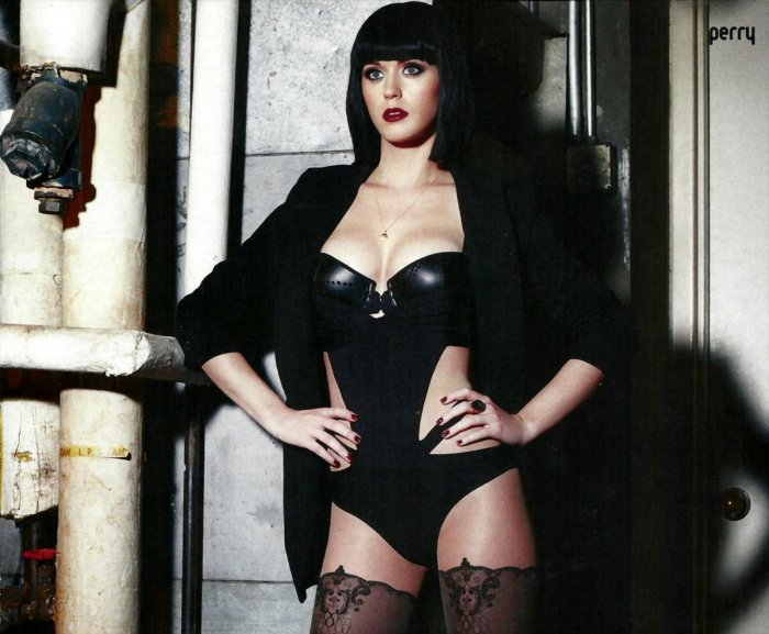 Katy Perry - Loaded Magazine