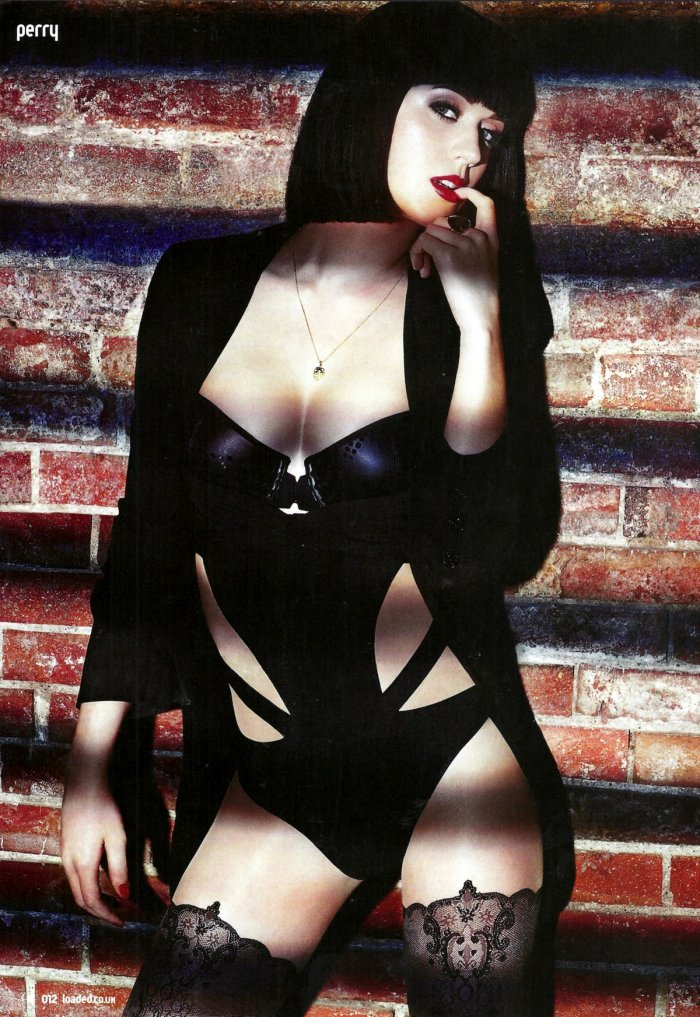 Katy Perry - Loaded Magazine