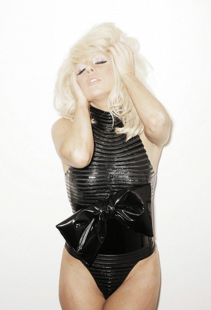 Фотосессия Леди Гага