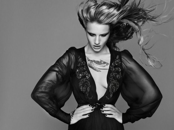 Rosie Huntington-Whiteley - Thomas Wylde