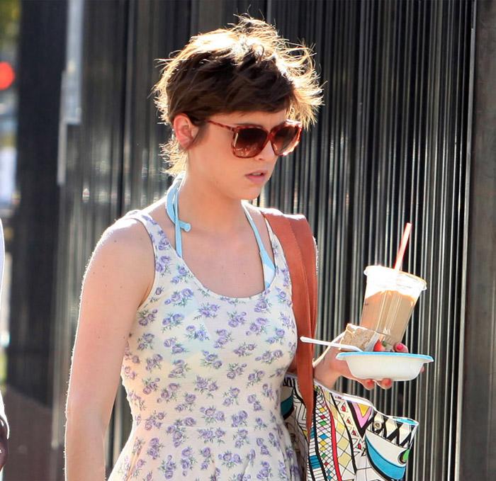 Jessica Stroup - 90210