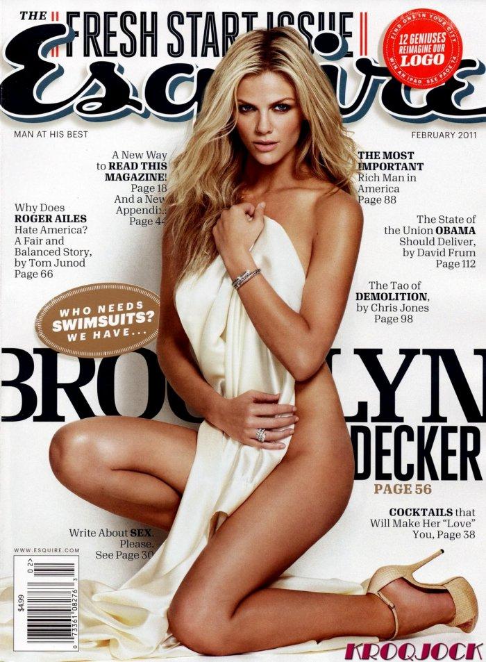 Brooklyn Decker - Esquire