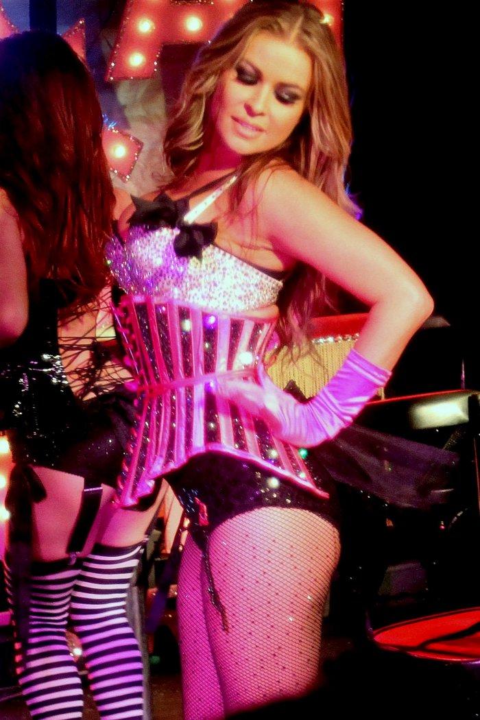 Carmen Electra и Pussycat Dolls