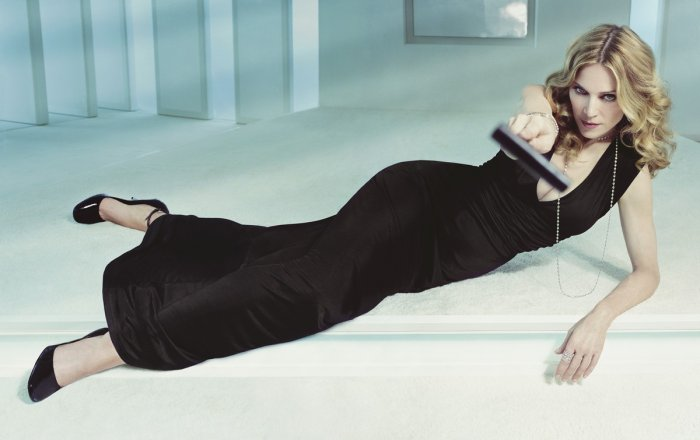 Madonna - фотосессия для H&M
