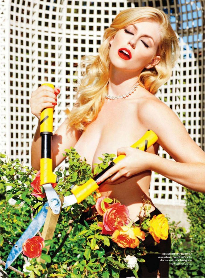 Diora Baird - Maxim Magazine