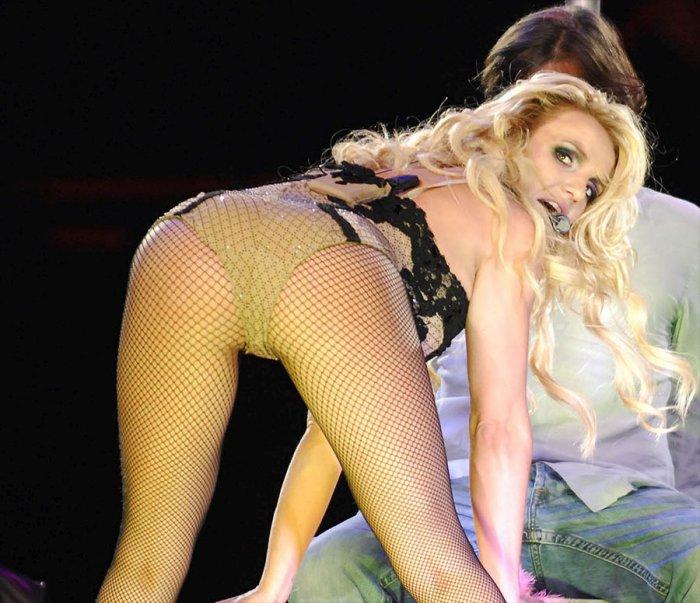 Бритни Спирс - концерт в Чикаго