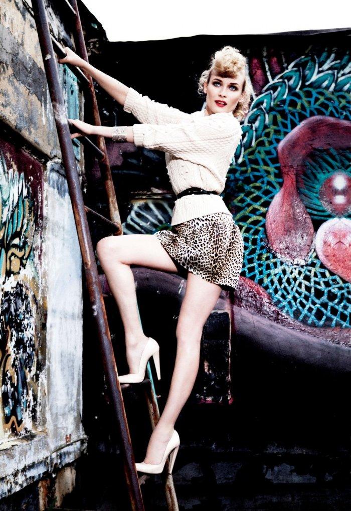 Diane Kruger - Glamour