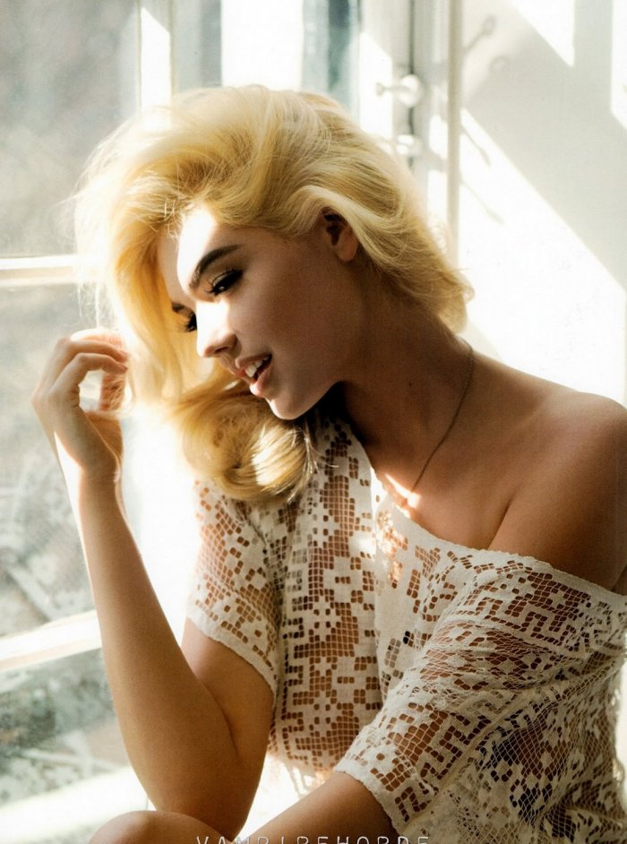 Kate Upton - Muse Magazine