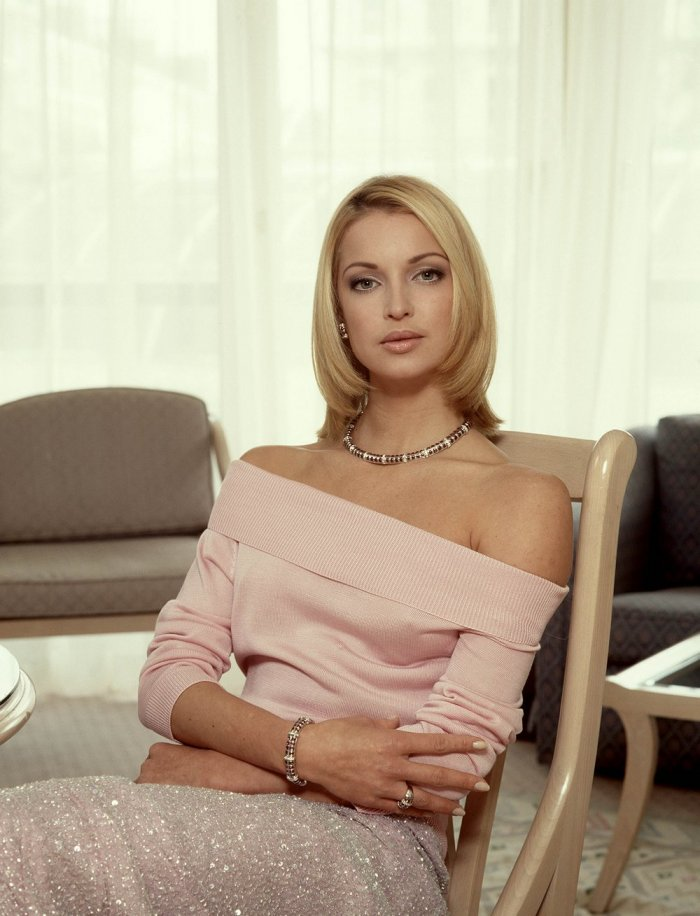 Фотосессия Волочковой