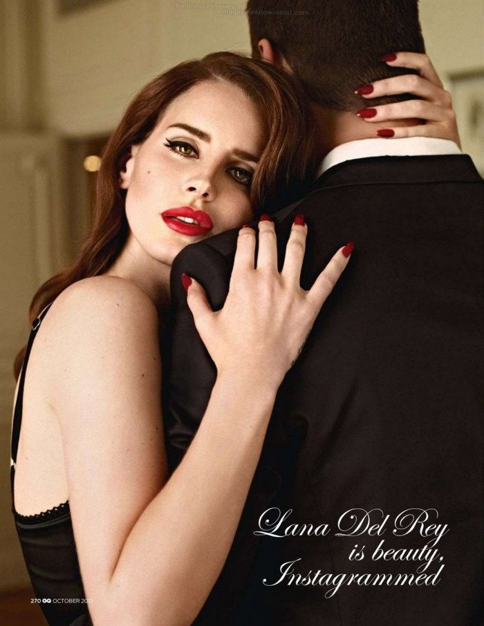 Lana Del Rey - GQ