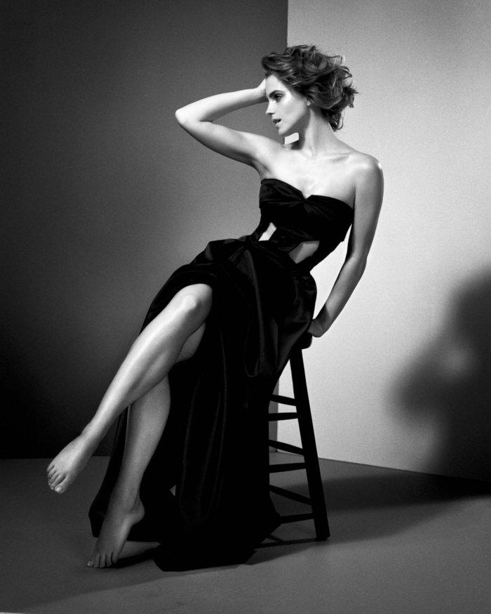Emma Watson в журнале GQ