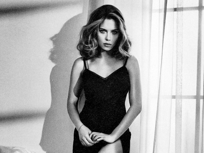 Scarlett Johansson - Esquire