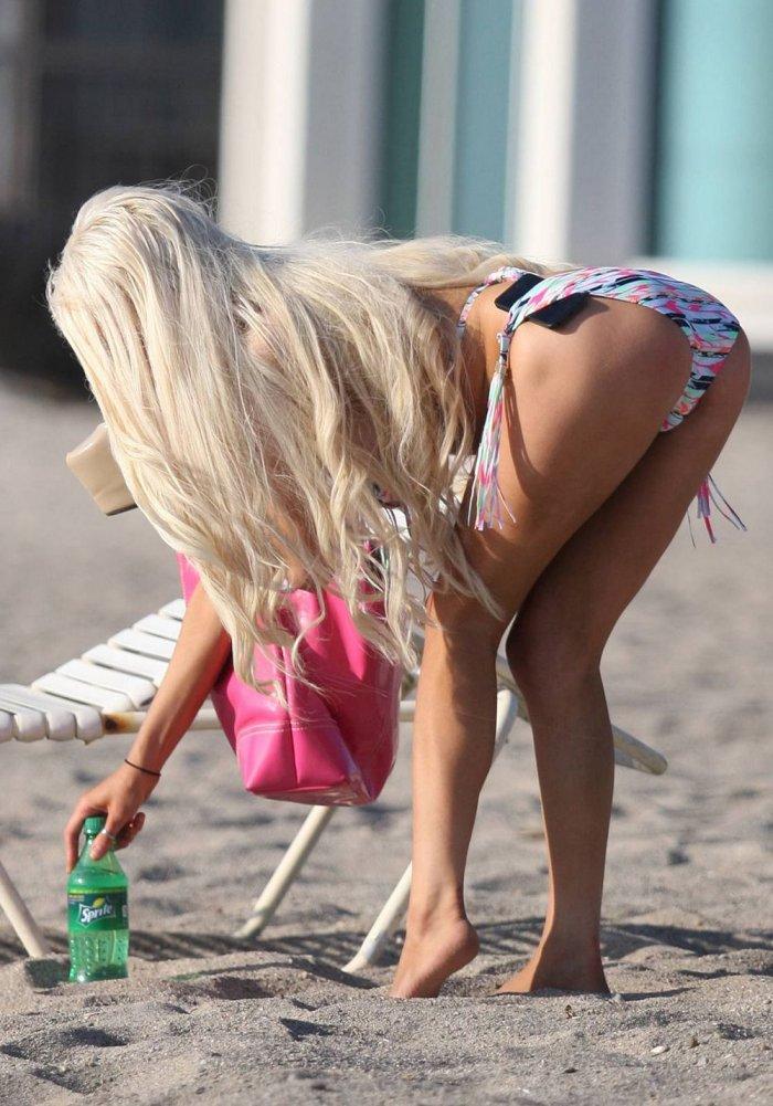 Courtney Stodden в бикини
