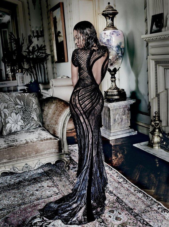 Beyonce в журнале Vogue