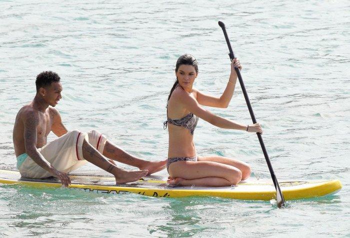 Kendall Jenner в бикини
